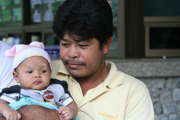 ребенок, Таиланд