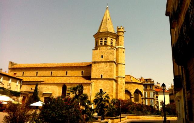 церковь Святой Мадлены