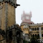 Дворец Пена: замок в облаках. Португалия