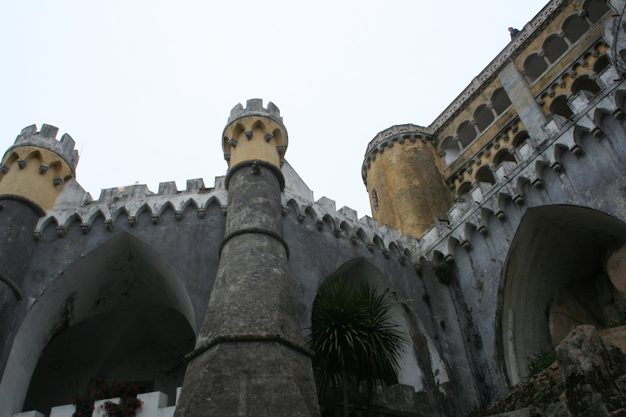 замок Пена