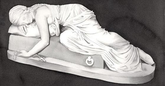 скульптура Беатриче Ченчи