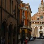 Видео: Утро в Падуе. Италия