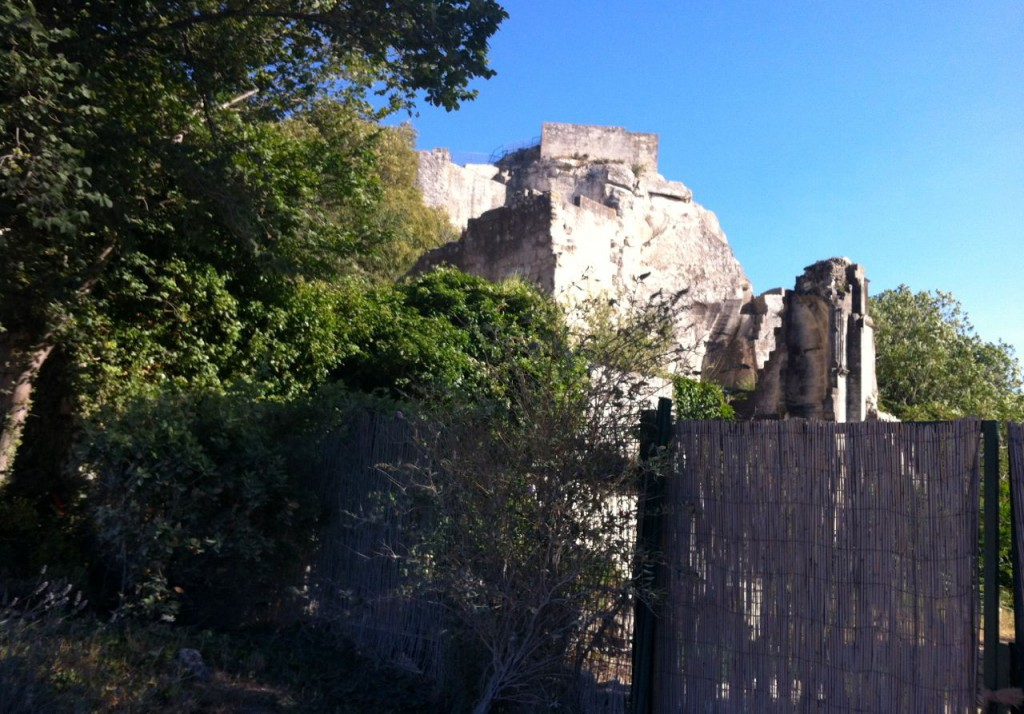 замок де Бо