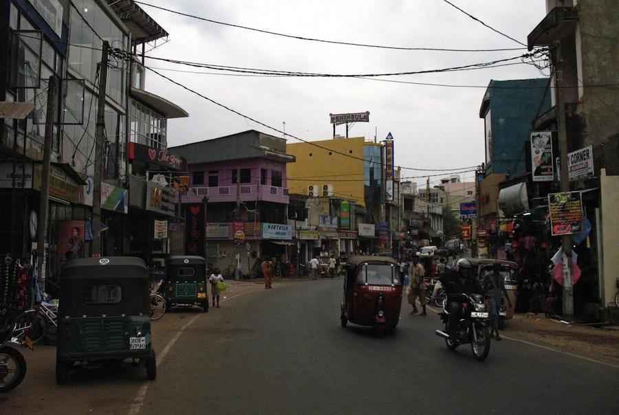 Негомбо, Шри-Ланка