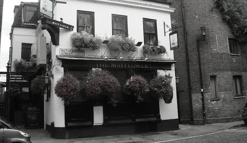 Mayfower pub