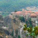 Греческие метеоры – достучаться до небес