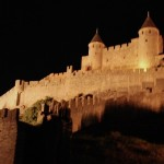 Каркассон — город-крепость, средневековый центр катарцизма