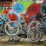 Граффити и сквоты Амстердама
