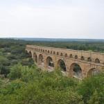 Мост Пон-дю-Гар в Провансе