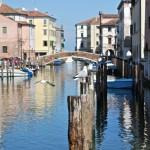 Кьоджа: «маленькая Венеция»