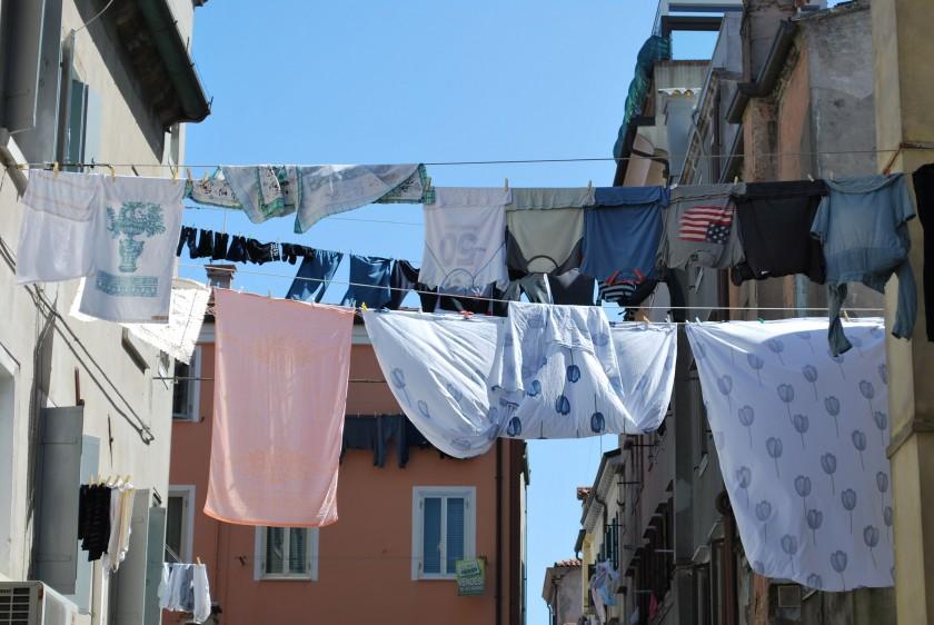 """Кьоджа: """"маленькая венеция"""" trip-point."""