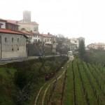 Смартно: деревня-крепость в Словении