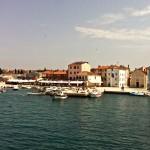 Хорватия. Фажана: город сардин