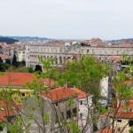 Хорватия. Пула: главный город Истрии