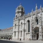 Португалия. Монастырь Жеронимуш