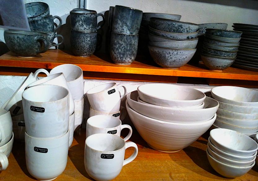 Керамика Wurtz Form как в ресторане Noma
