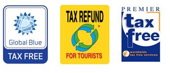 логотипы tax free