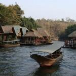 Таиланд: поездка реку Квай