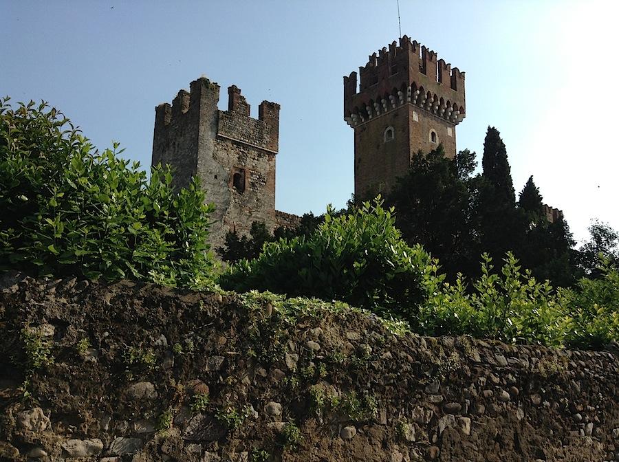 замок в Лацизе