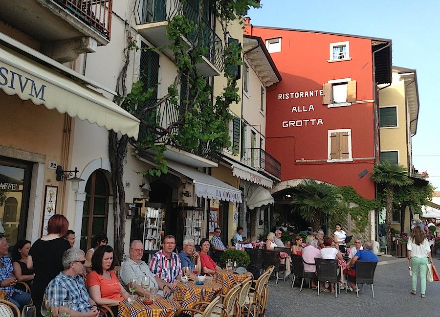 ресторанчик в Лацизе