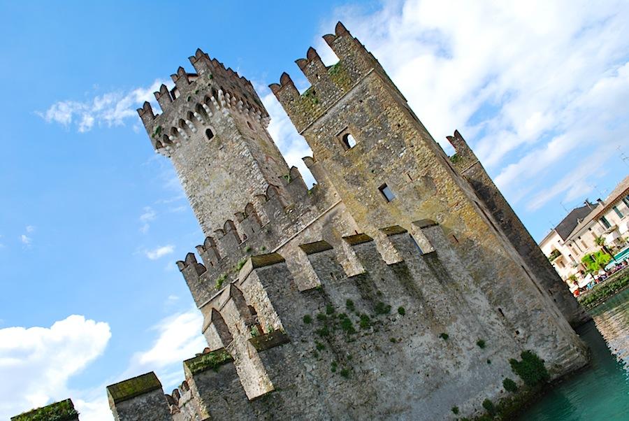 замок Скалигера