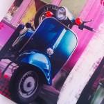 Vespa в итальянских фильмах: мотороллер для влюбленных