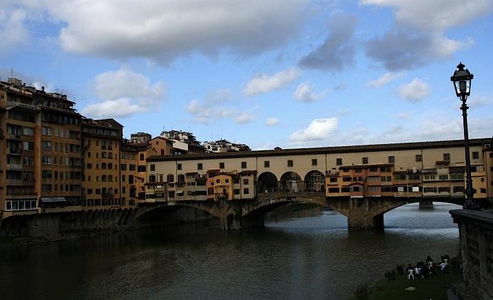 Понте Веккьо, Флоренция
