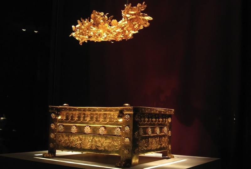 сокровища Вергины