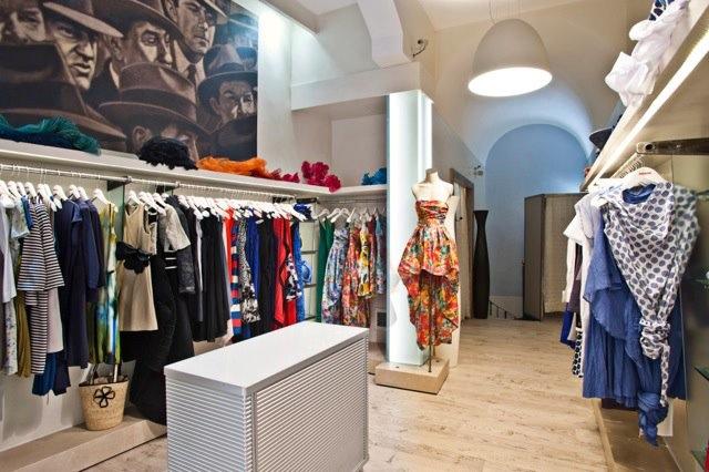 магазин Dadada на  Via del Corso