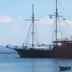 Греция. Халкидики: пляжи, кухня, достопримечательности