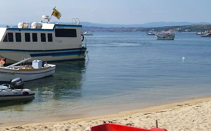 пляж Ситонии