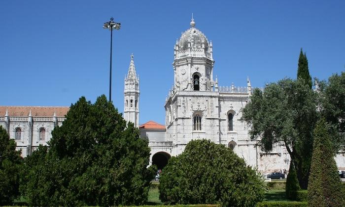 монастырь Жеронимуж