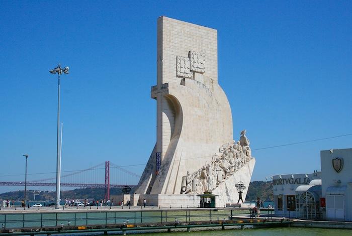 Памятник Первооткрывателям, Белен