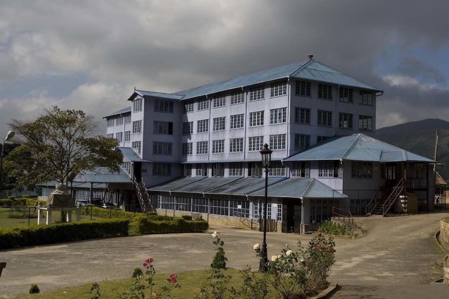 чайная фабрика, Нувара Элия
