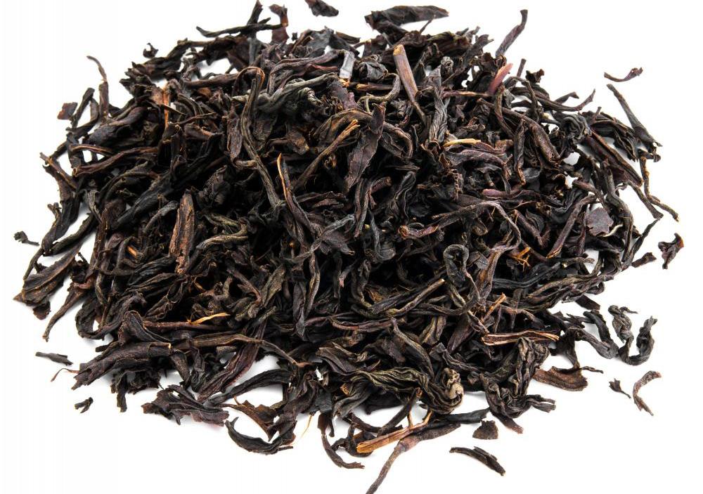 длиннолистовой цейлонский чай