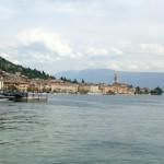 ВИДЕО: городок Сало на озере Гарда