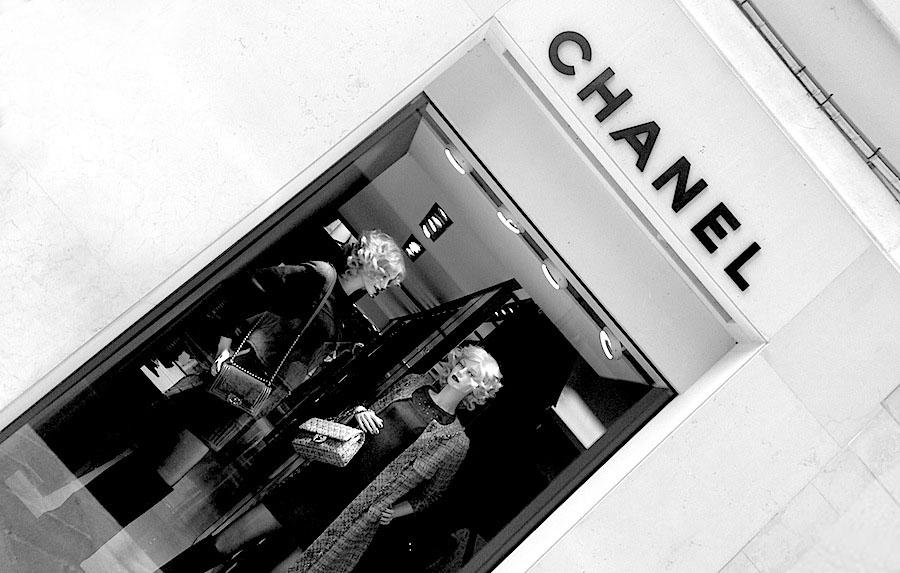 бутик Chanel в Венеции