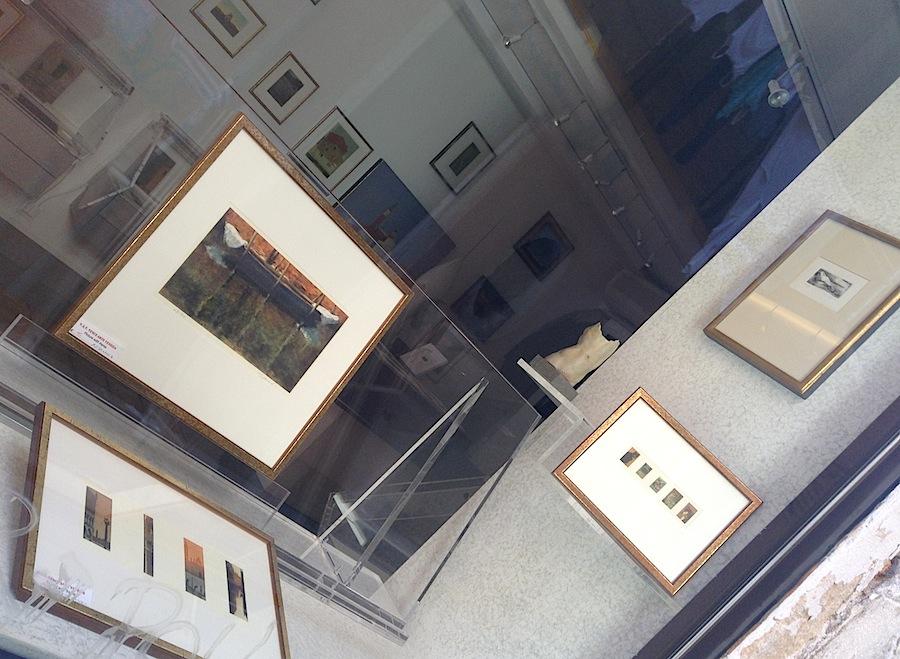 витрина Vence Arte Venezia