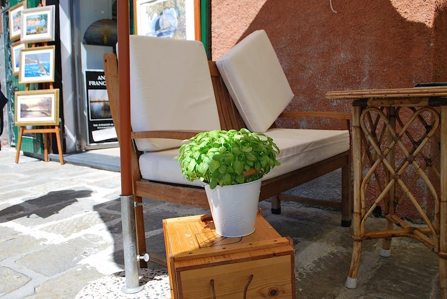 кафе в Портофино