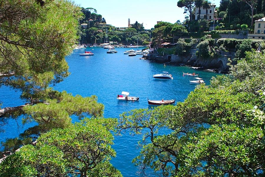 море близ Портофино