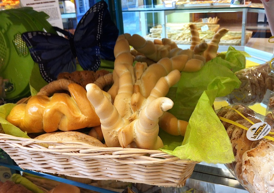 хлеб из Феррары