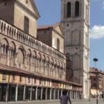 Видео: Феррара. Италия.
