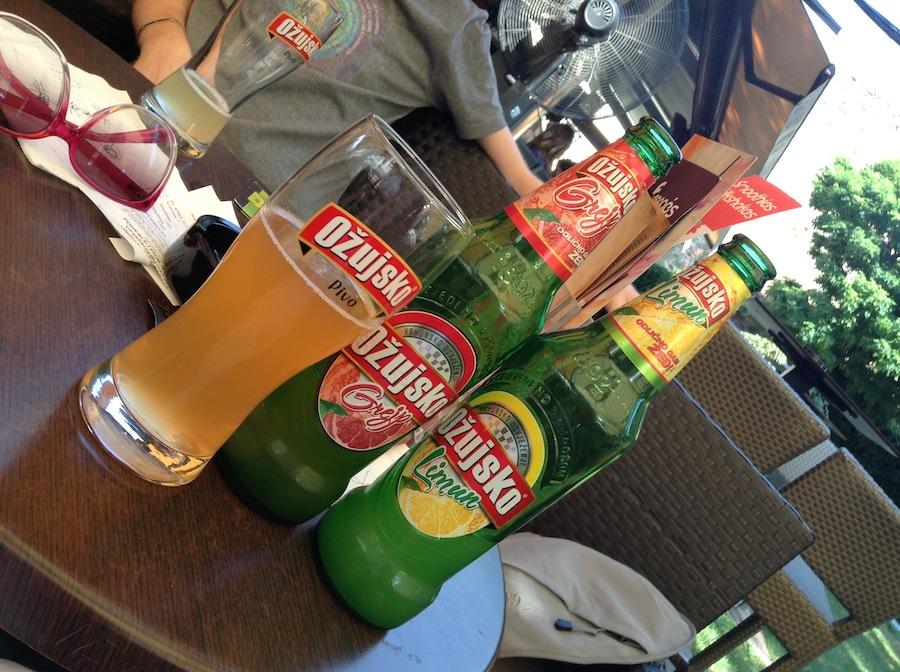 пиво Ozujsko