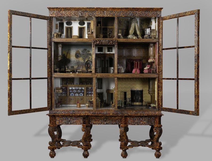 Игрушечный домик в Rijksmuseum