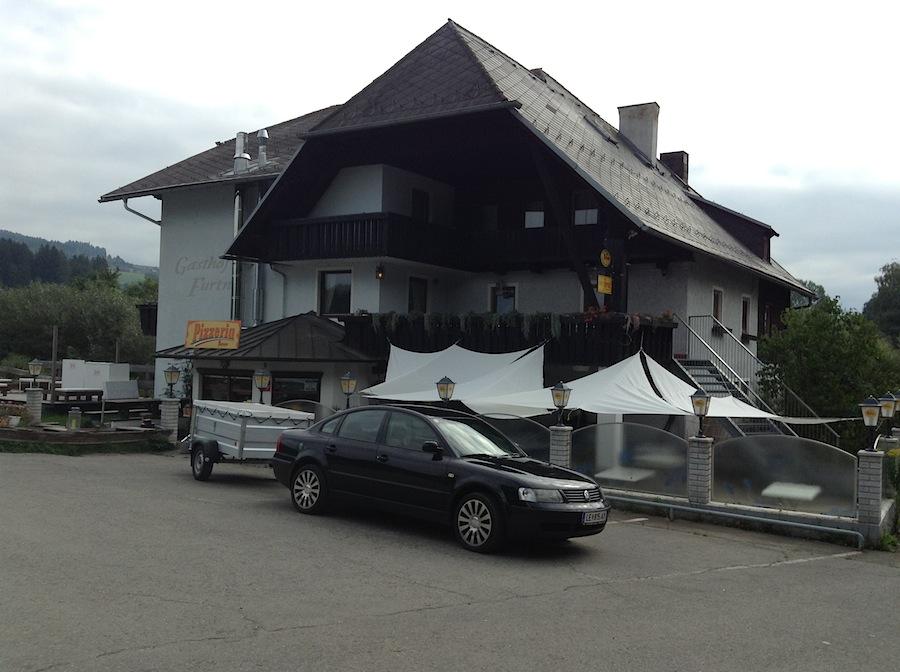 отель Gasthof Jera Furtnerteich