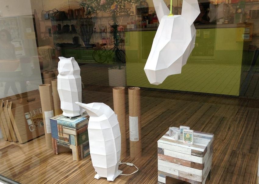 светильники из коллекции Rabbit and Friends