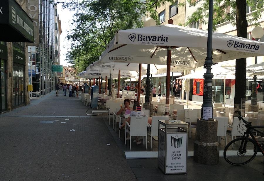 бар в Загребе