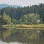 Австрийские альпы: озеро Фуртнертайх (Furnerteich)