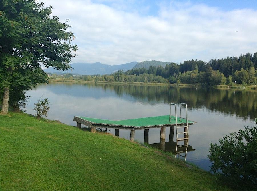 озеро Фуртнертайх