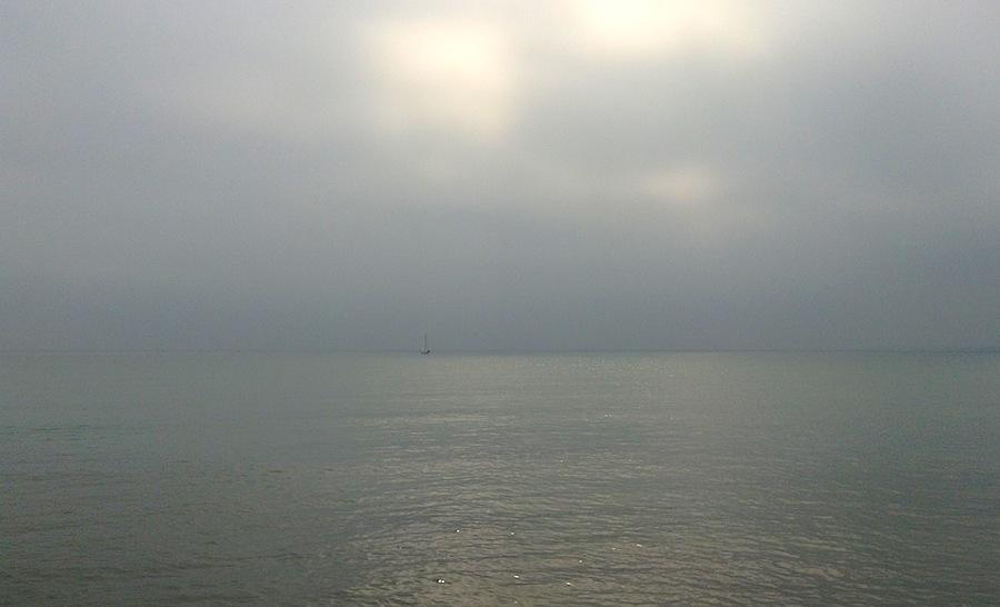 вид дамбы, Соттомарина